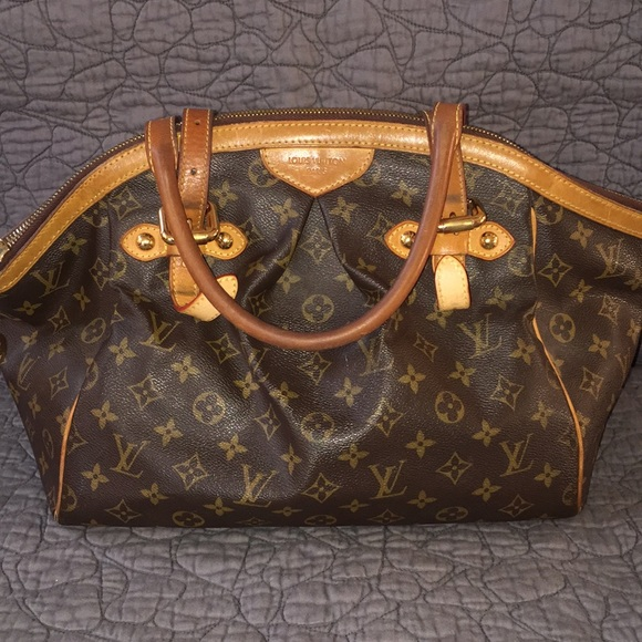 Louis Vuitton Handbags - Louis Vuitton Trivoli GM Satchel